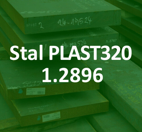 stal na formy PLAST320 mould tool steel