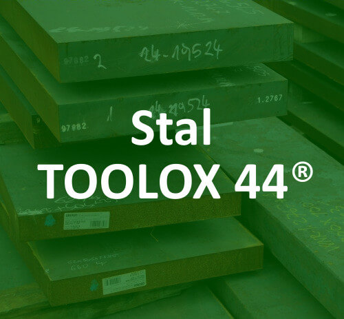 stal na formy Toolox44 mould tool steel
